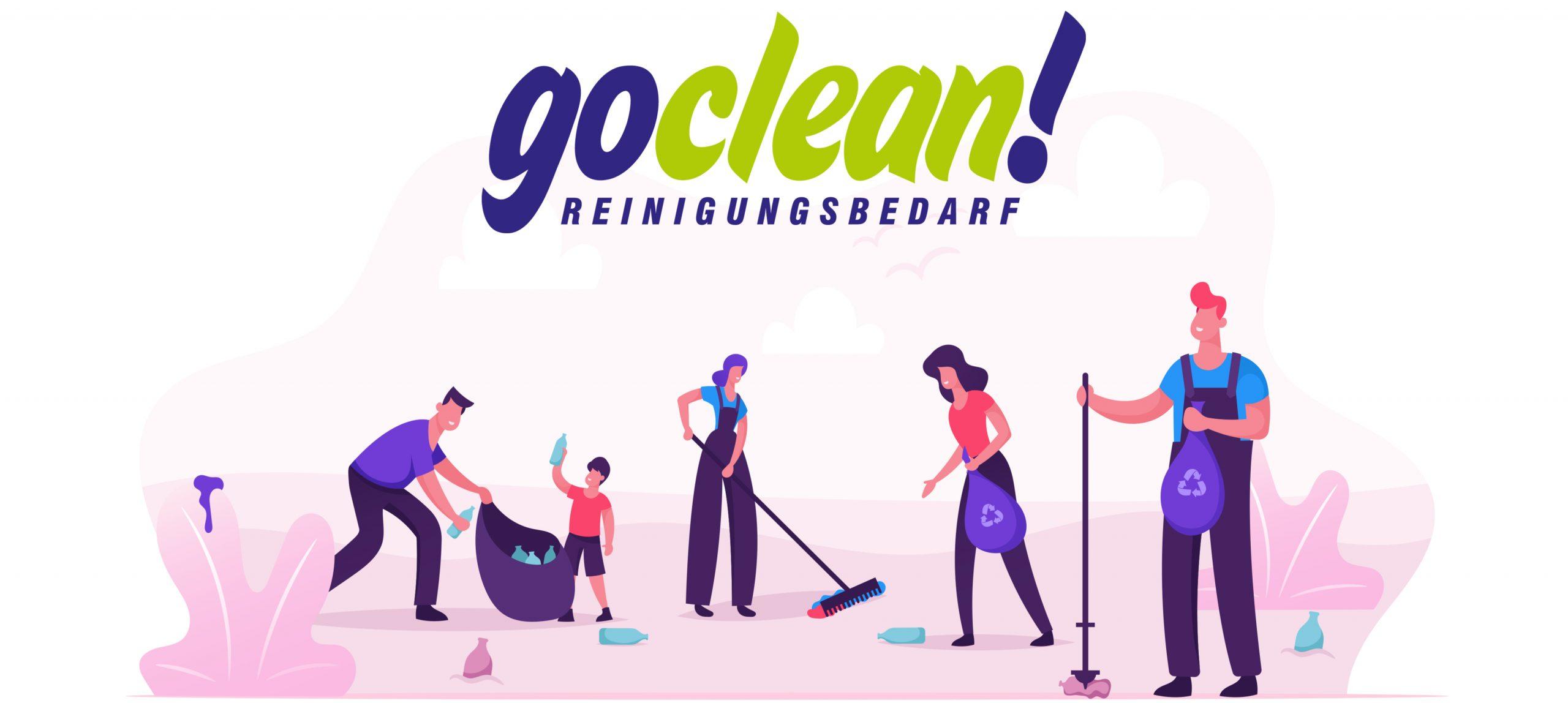 go clean! GmbH - Reinigungsbedarf